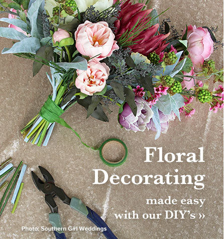 Floral Decorating How-To's