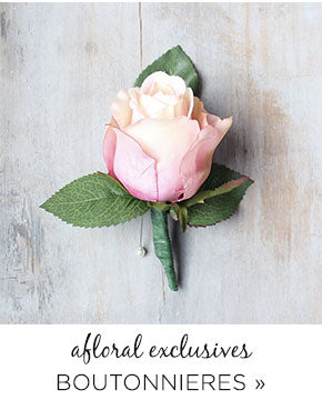 Afloral Exclusive Boutonnieres