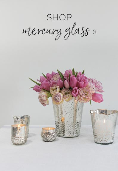 Rosalie glass vases