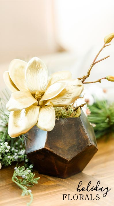 Shop for Holiday Flowers