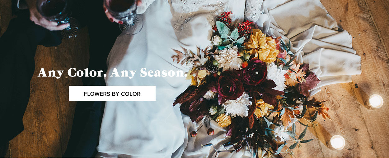 Welcome to afloral your floral decorating company faux flowers for any season and any color mightylinksfo