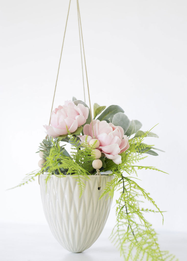 DIY Hanging Baskets