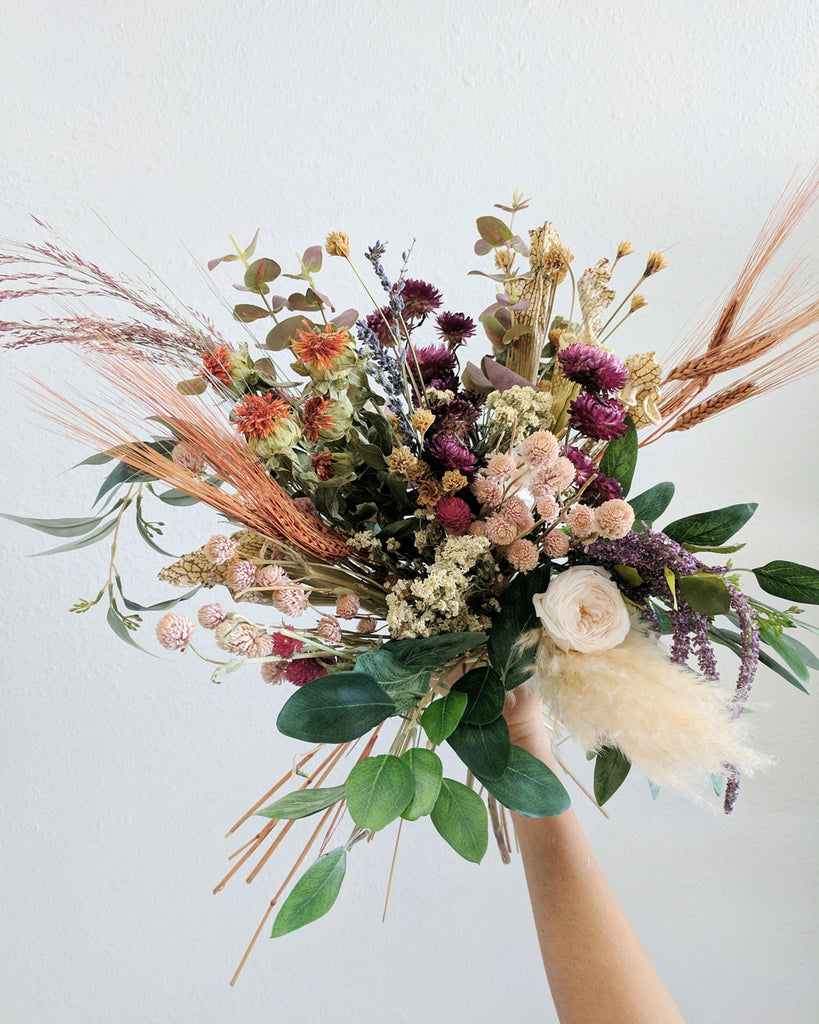 DIY Dried Flower Bouquet – Afloral.com