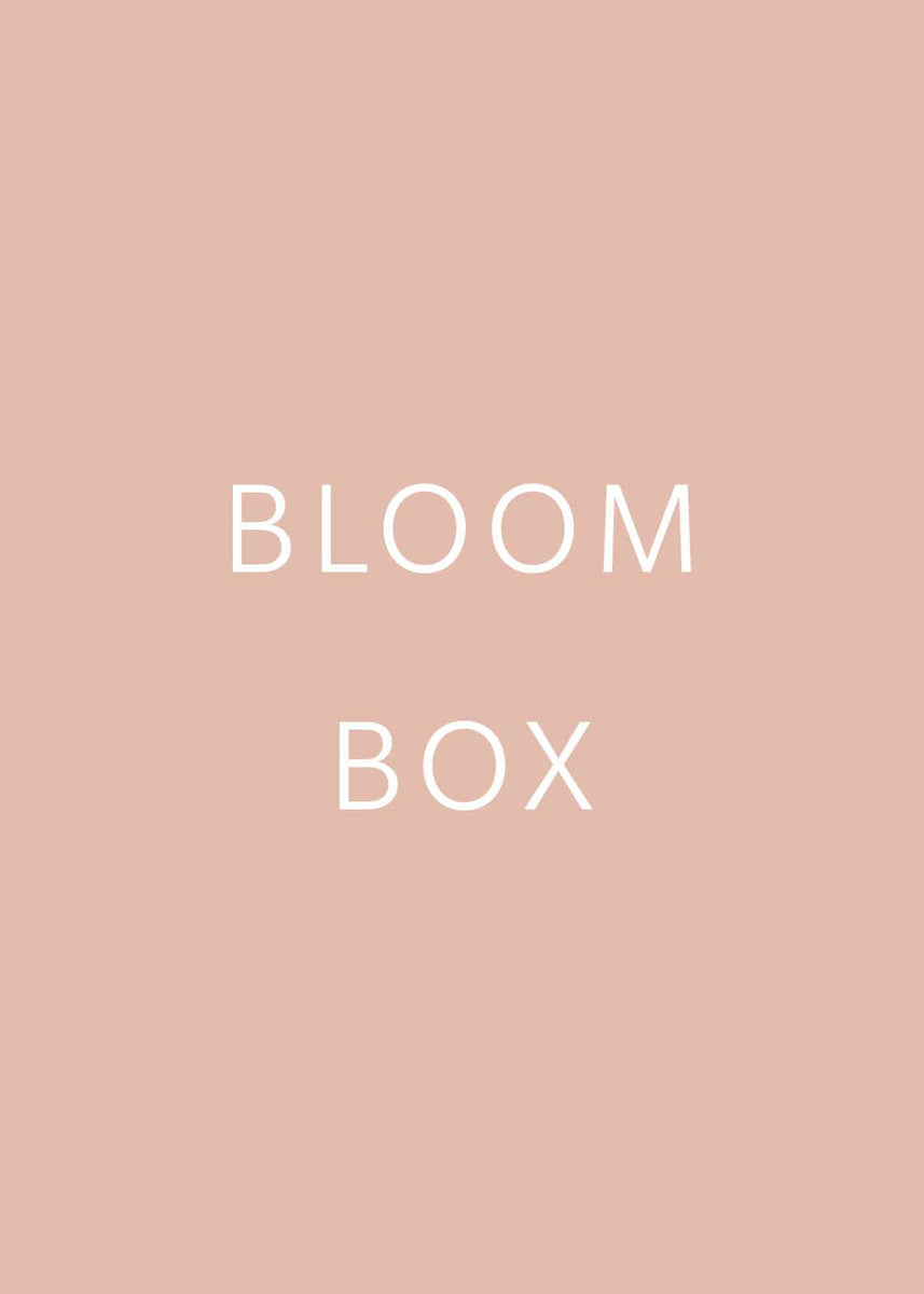 Assorted Bloom Box - Ships Alone