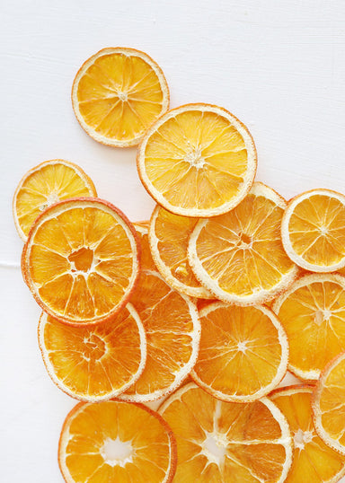 Dried Fruit Orange Slices