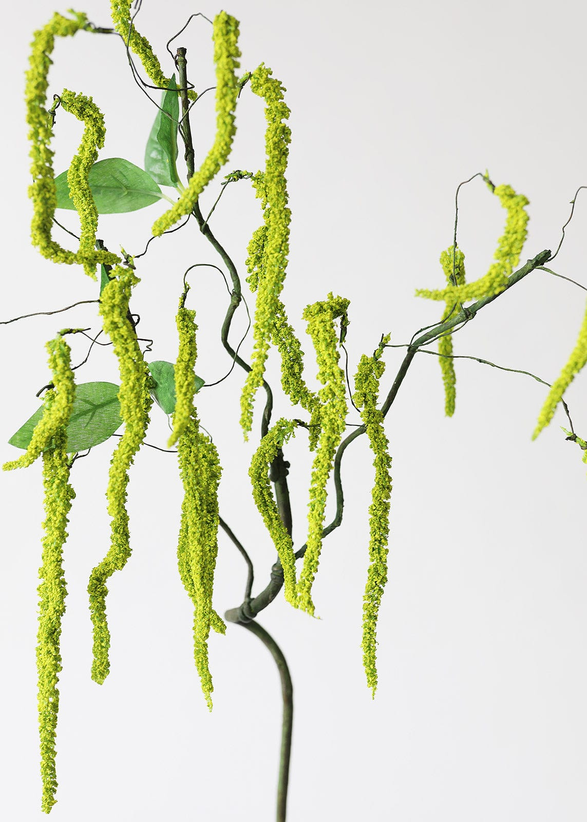 Hanging Green Amaranthus Fake Greenery
