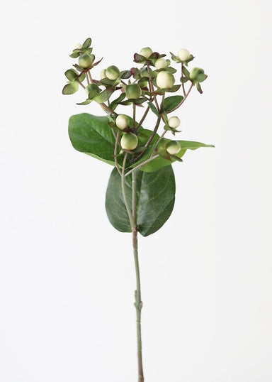 Artificial Hypericum Berries for Floral Designs