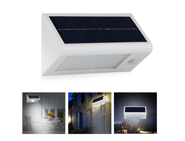 Super powered solar outdoor motion sensor led light no wiring super powered solar outdoor motion sensor led light no wiring needed easy installation aloadofball Images