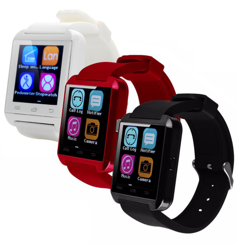Smartwatch for iPhone and Samsung