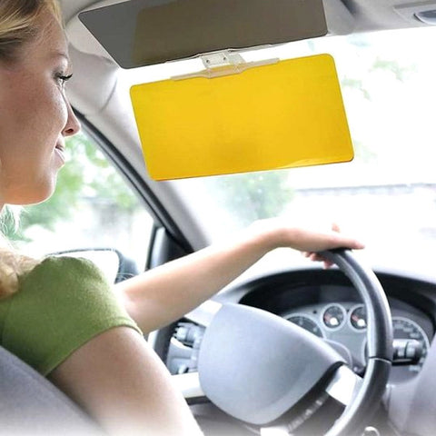 """Vehicle Visor"" Anti Glare Shield"