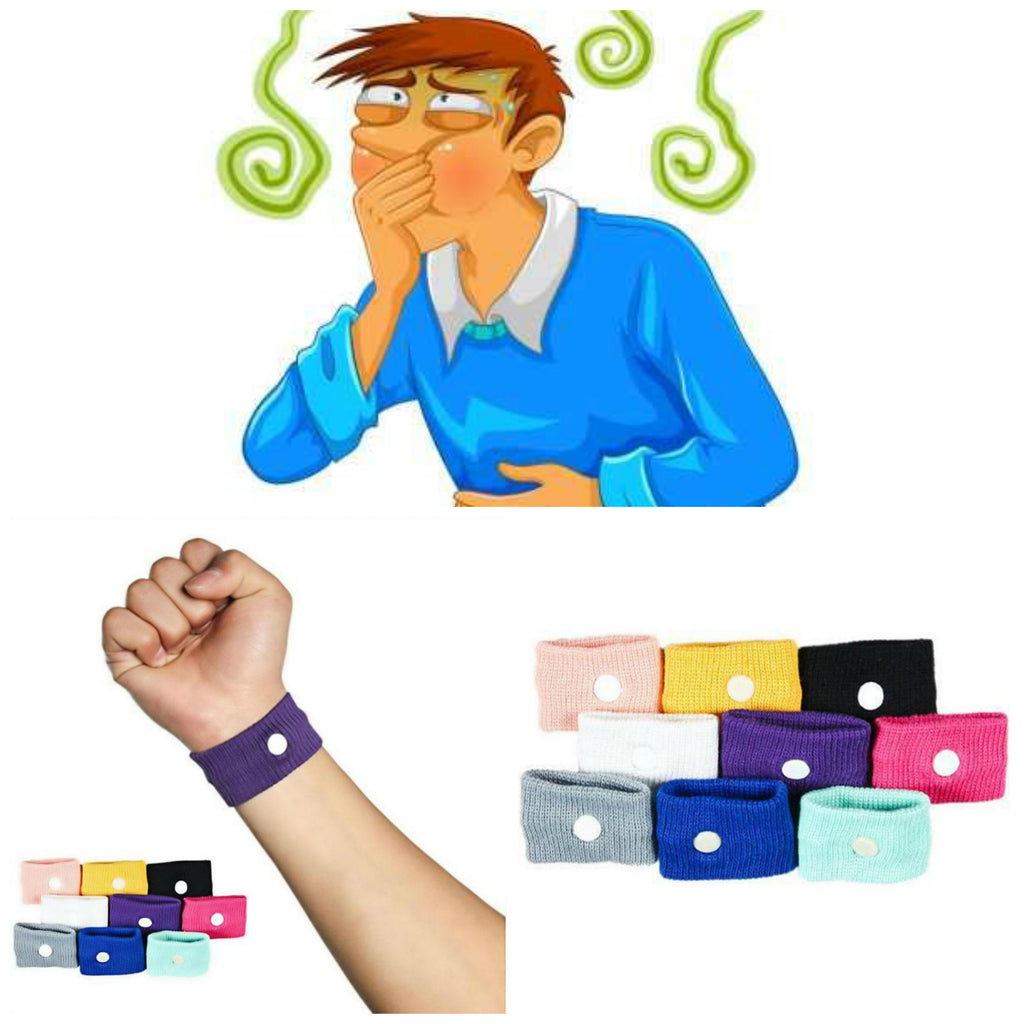 2 for 1 Motion Sickness Bracelets