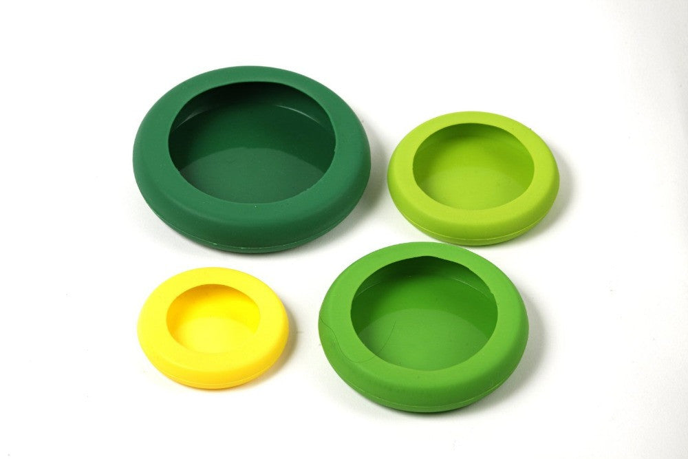 Silicone Food Protectors - SET OF 4 Pieces