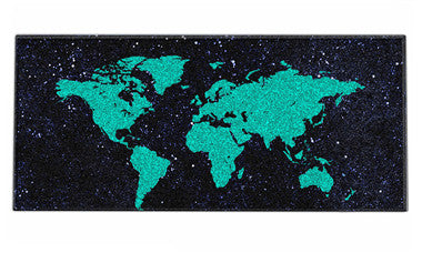 """World View"" Mouse Mat"