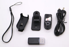Mini Wireless Wifi Camera  (Night Vision, Motion Detection, Built-In Microphone)