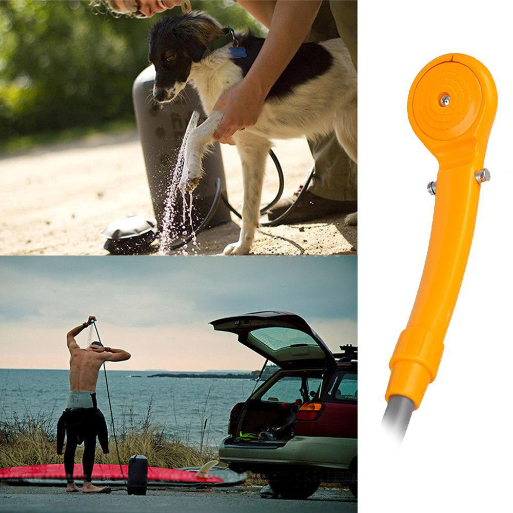 """Travel Shower"" Portable Shower Kit"