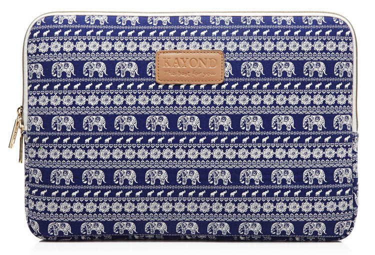 Tribal Print Macbook Elephant Case - FREE SHIPPING!