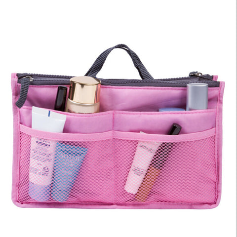 Slim Storage Purse Organizer - Multiple Colors