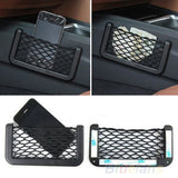 Car Seat - Storage Net Phone Holder