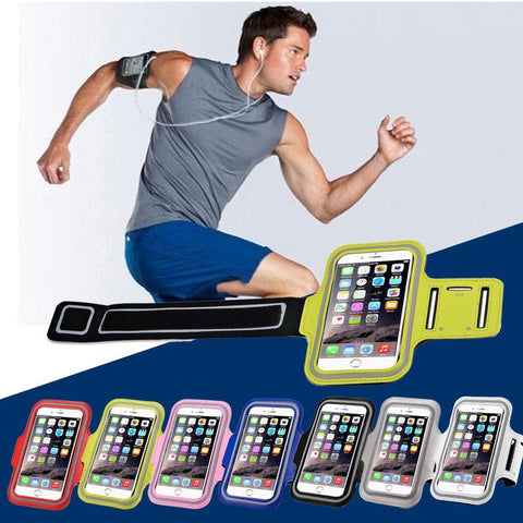 Sport Armband Case For iPhone For Samsung Galaxy Core Prime S3 S4 S5 Mini Huawei Xiaomi Mi4 Mi5 Sony xperia Zenfone Lenovo