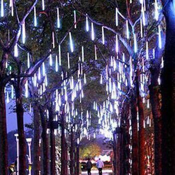 Snow Fall LED Meteor Lights