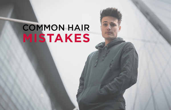 3 Common Mistakes about Hairstyling