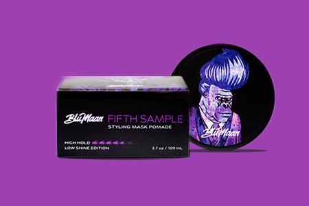 FIFTH SAMPLE<br>STYLING MASK POMADE