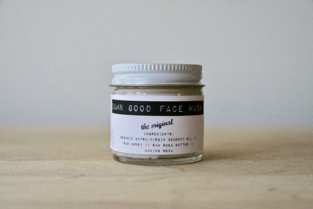 Damn Good Face Wash // The Original