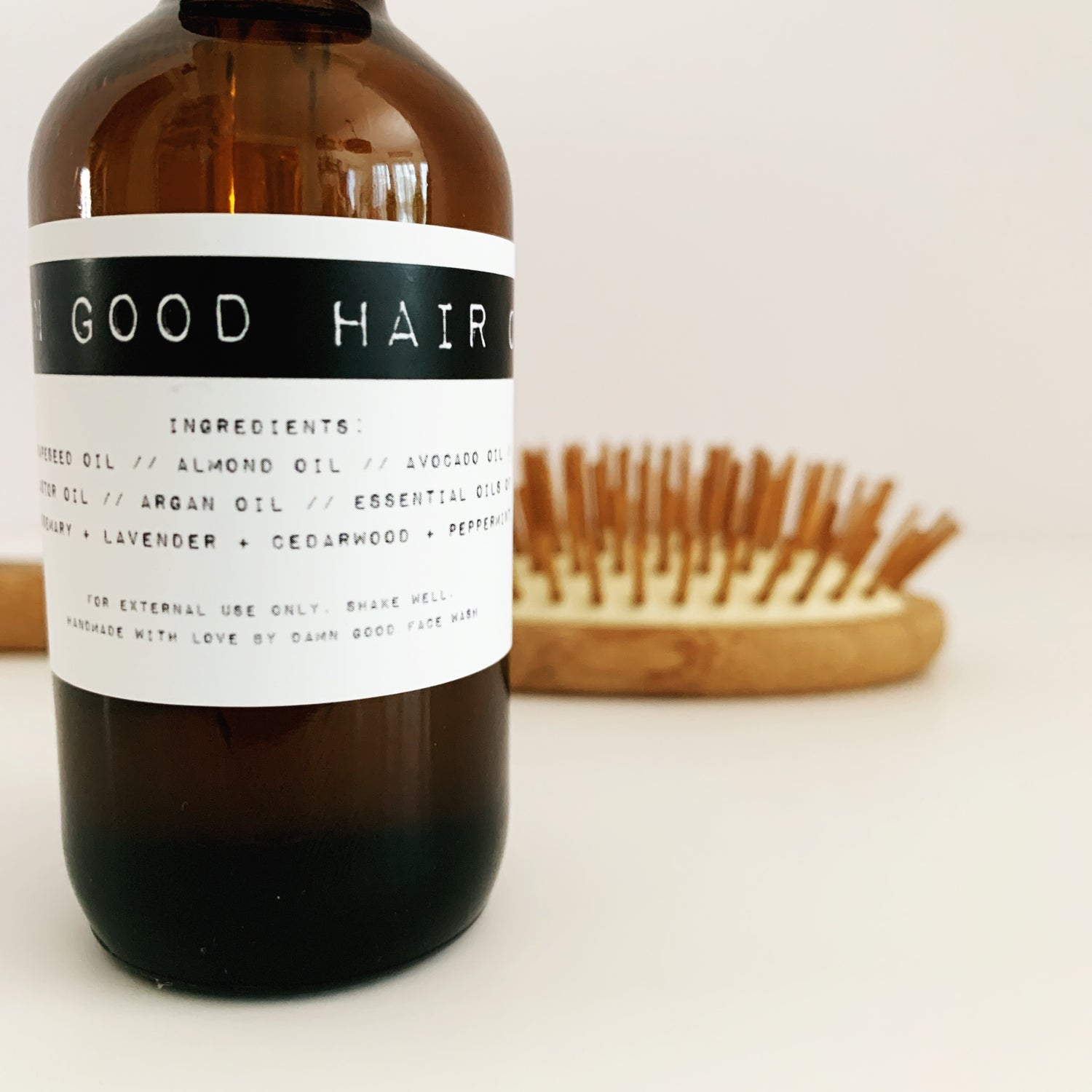 Damn Good Hair Oil