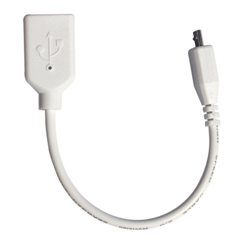 OTG Cable for Android Tablet (TM785M3, TM785CH)