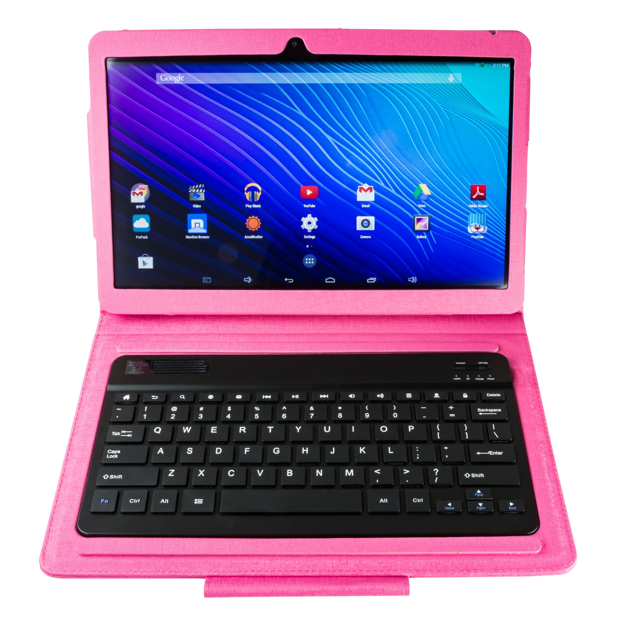 "TM1318 13.3"" Full HD Android Tablet (including Case, Keyboard, Stylus, and Stand)"