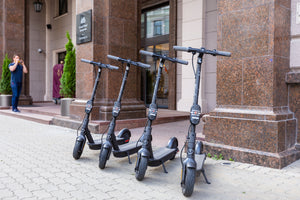 Grand Kempinski Hotel in Riga, Latvia uses M4M Private Fleet