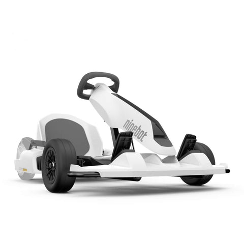 GoKart - Segway Ninebot Electric GoKart Drift Kit - Requires Segway MiniPRO Or Ninebot S (sold Separately) - OPEN BOX