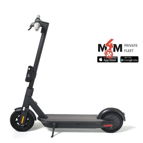 M4M Private Fleet - Segway Max 2.0 With IoT Module