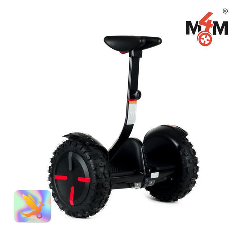 Segway MiniPRO - M4M SwallowBot Off Road Edition Of Segway MiniPRO
