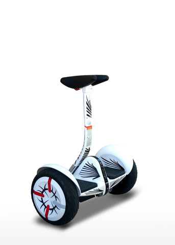Segway MiniPro - More4Mini Customization Kit - Flames