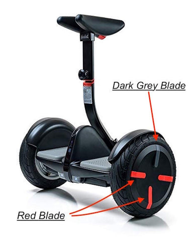 Spare Part - Segway MiniPRO Decorative Blades In Four Colors