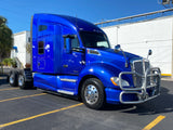 2015 KW Kenworth T680, Paccar, Automatic, 876k Miles, Leather, Extra Gages, Fridge!!!!