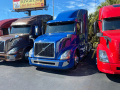 2016 VOLVO VNL64T630, D13 Volvo, I-shift, Auto, APU, Radar, specked for GREAT MPG, 524k miles
