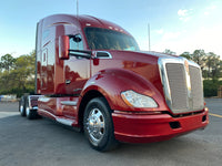 2015 Kenworth T680, 455 HP,10 Spd, Big Sleeper, Fresh Virgin tires, 417k miles