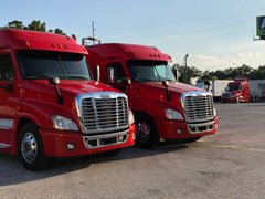 2015 Freightliner Cascadia DD15, 10 Speed, Virgin Tires, 599k,  Clean southern truck with WARRANTY!