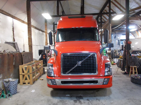 COMING SOON 2016 Volvo VNL 670 D13, I - SHIFT AUTO, 598K MILES, VIRGIN TIRES, MINT!