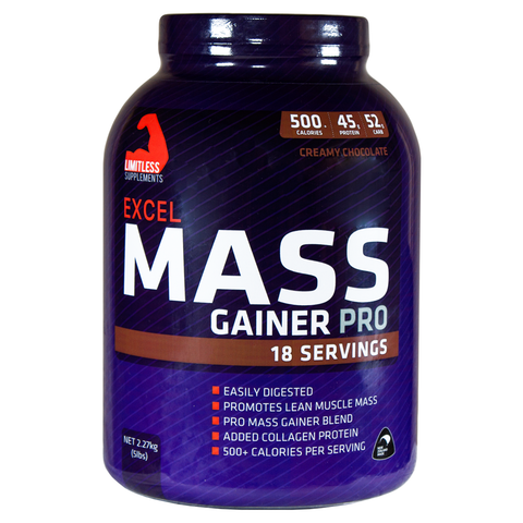 Excel Mass Gainer Pro (COMING SOON)