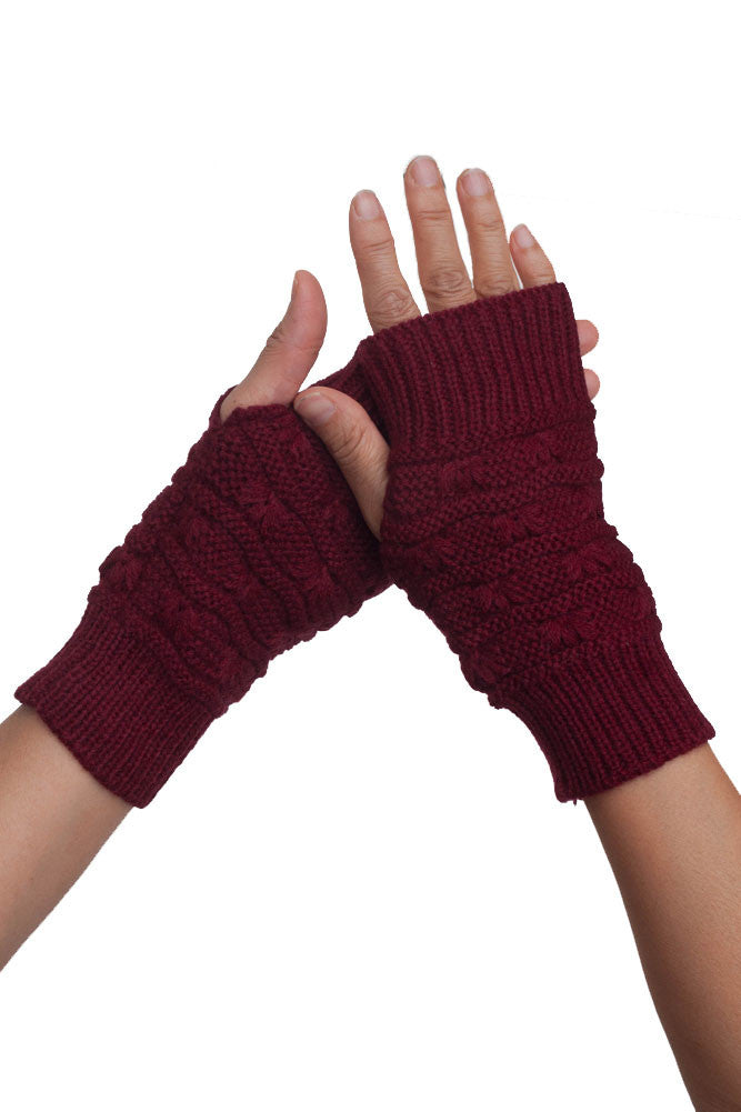 Women's Knitted Arm Warmers