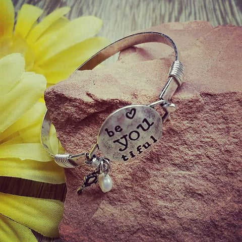 Beyoutiful Silver Bracelet