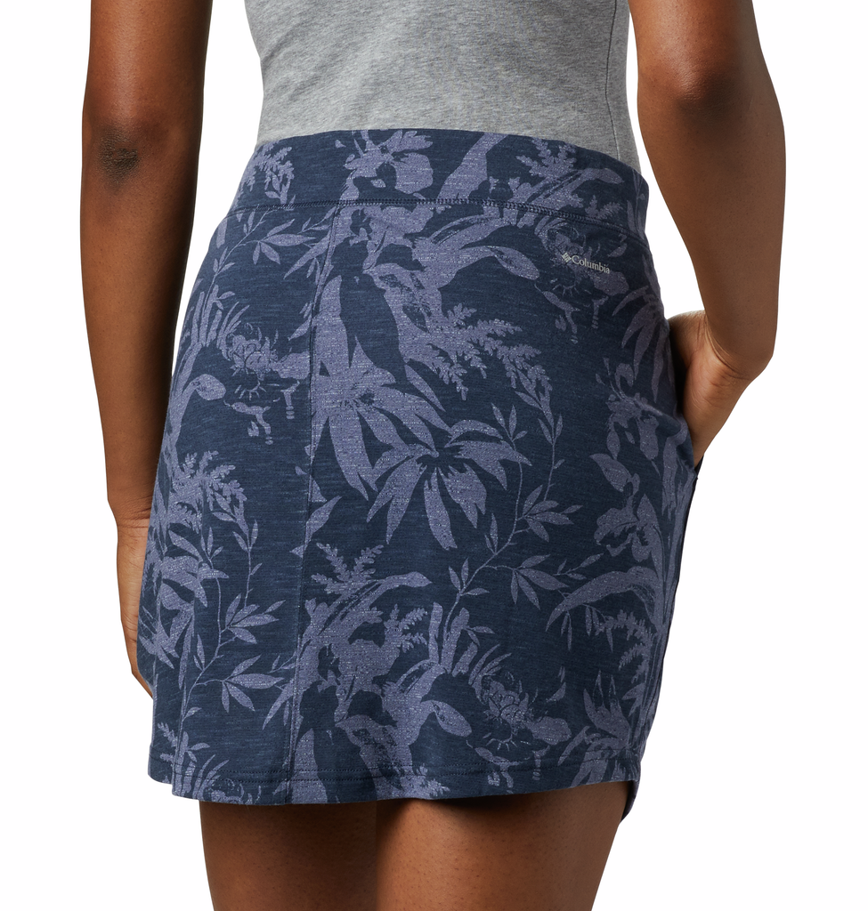 Columbia Cades Cape Skirt-Nocturnal Print