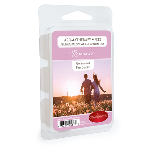 Candle Warmers Aromatherapy Melts - Romance