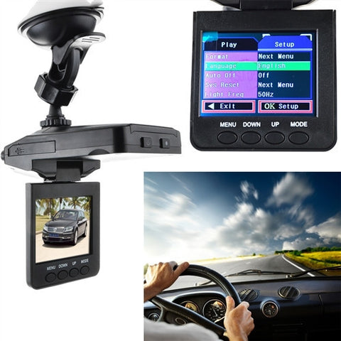 "Lots of Ablegrid® New 2.5"" Full HD 1080P Car DVR Vehicle Camera Video Recorder Dash Cam"