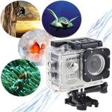 "Lots of Ablegrid® AG5000 WIFI 12MP 2.0"" LCD HD 1080P 170 Degree Wide Angle Sport Action Camera Waterproof  Novatek 96655"