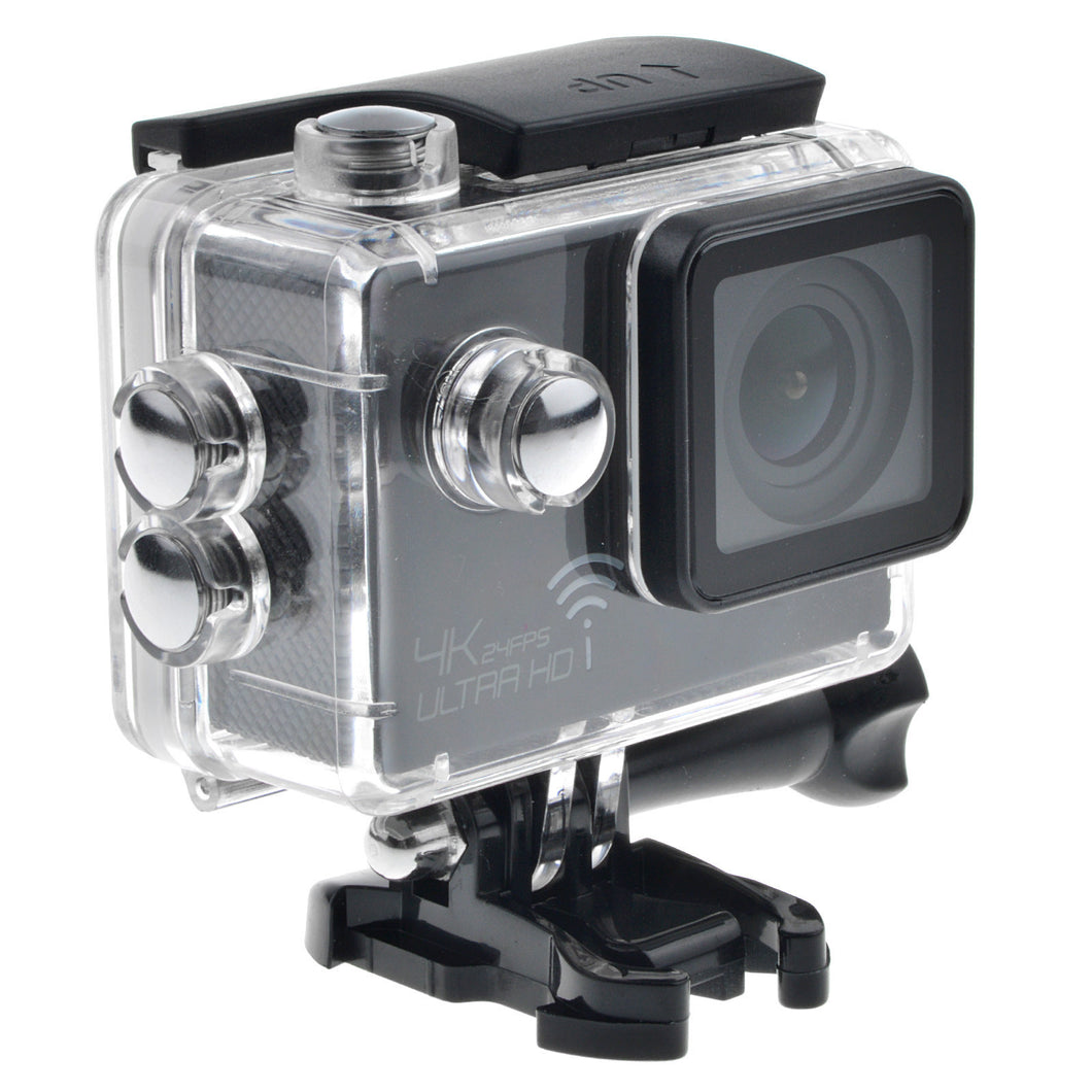 Lots of Ablegrid® AG9000 Real 4K Ultra HD 1080P WiFi Waterproof Sports Action Camera