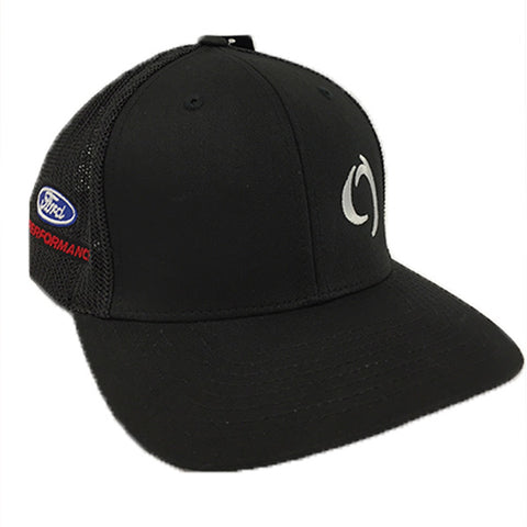 ROUSH YATES ENGINES MESH HAT - BLACK